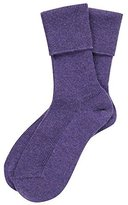 Johnstons of Elgin Women's Cashmere Mix Socks Made in Scotland (85% Cashmere 15% Nylon)