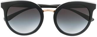 Dolce & Gabbana Eyewear DG4371 round-shaped sunglasses
