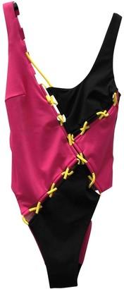 Agent Provocateur Black Cotton - elasthane Swimwear for Women