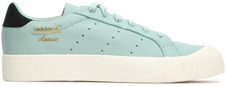 adidas Perforated Leather Sneakers