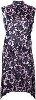 Christian Wijnants sleeveless floral print dress - women - Cupro/Viscose - 38