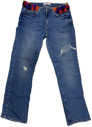 MANGO Blue Denim - Jeans Jeans for Women
