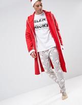 Asos Loungewear Christmas Pyjama Bottoms With Polar Bear Print