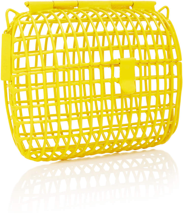 Anndra Neen Color Cage Steel Bag