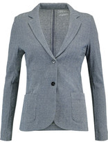 Majestic Heringbone Cotton, Cashmere And Silk-Blend Blazer