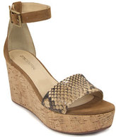 275 Central - Lizy 968 - Python Printed Wedge