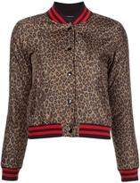 R 13 Leopard Roadie Jacket