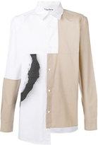 Études - 'Family' longsleeve shirt - men - Cotton - 46