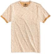 American Rag Men's Reverse-Print Slub T-Shirt, Created for Macy's
