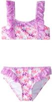 Hula Star Girls' Barnum & Bailey Bikini Set (2T6X) - 8154247