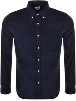 Edwin Standard Long Sleeve Shirt Navy