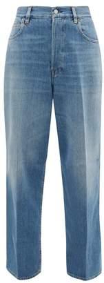 Golden Goose Slouchy Denim Jeans - Womens - Blue