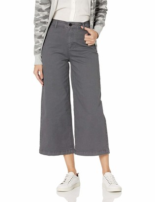 RVCA Women's NIKU Wide Leg Trouser Pant