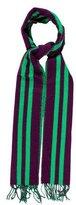 Burberry Stripe Cashmere Scarf