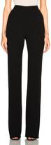 David Koma High Waist Trousers