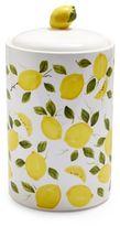 """Sur La Table Lemon Canister, 11"""""""