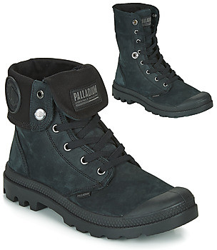 Palladium PAMPA BAGGY NBK women's Mid Boots in Black