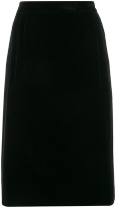 Emanuel Ungaro Pre-Owned 1990s Pencil Skirt