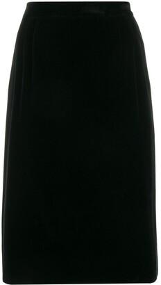 1990s Pencil Skirt