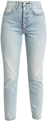 Joe's Jeans The Danielle High-Rise Straight-Leg Jeans
