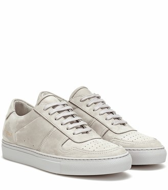 Common Projects BBall nubuck leather sneakers