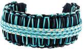 Dannijo Woven Cuff Bracelet