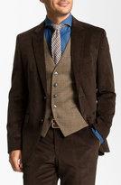 Boss Black 'James/Sharp' Trim Fit Corduroy Suit