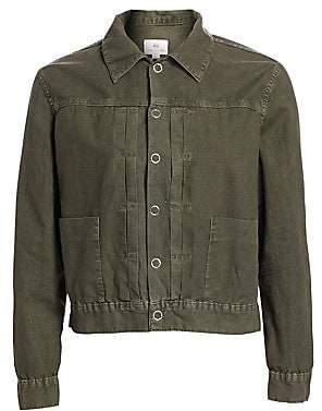 AG Jeans Women's Cropped Field Jacket