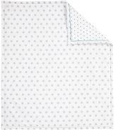 John Lewis Star Print Quilt, Grey