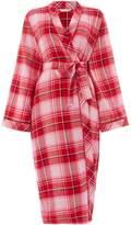 Cyberjammies Erin check robe