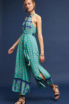 Plenty by Tracy Reese Paisley Halter Jumpsuit