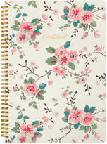 Cath Kidston Trailing Rose A4 Spiral Bound Notebook