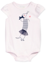 First Impressions Ballerina Dog Cotton Bodysuit, Baby Girls (0-24 months)