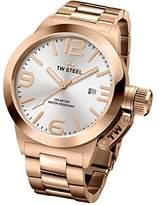 TW Steel Men's CB162 Analog Display Quartz Rose Gold Watch