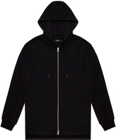Blood Brother Swarm Black Zip-Through Hoody