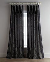 "Horchow Each 55""W x 108""L Bora Curtain"
