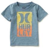 Hurley Baby Boys 12-24 Months Highline Short-Sleeve Tee