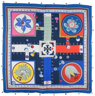 Tory Burch Square scarves