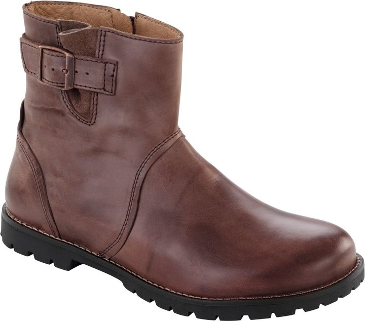 Birkenstock Boot ''Stowe'' from Leather in 38.0 EU W