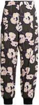Marni Whisper-print cropped trousers
