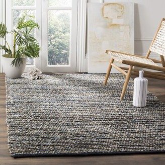 Jute Rug Blue Shop The World S Largest Collection Of Fashion Shopstyle