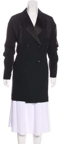 Celine Wool Short Coat