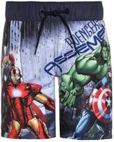 Name It NITAVENGERS Swimming shorts dress blues