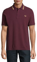 Fred Perry Twin-Tipped Polo