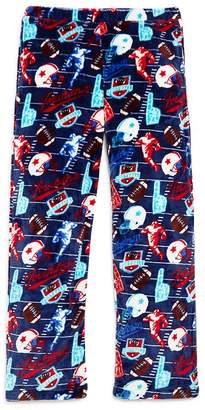 Sovereign Athletic Boys' Football Print Pajama Pants - Little Kid, Big Kid