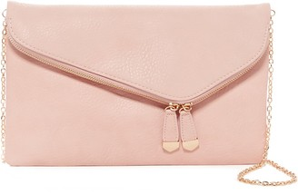Urban Expressions Stella Vegan Leather Convertible Clutch