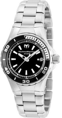 Technomarine Women's Sea Manta Quartz Watch with Stainless-Steel Strap