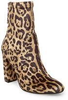 Steve Madden Brisk Velvet Ankle Boots