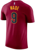 Nike Men's Dwyane Wade Cleveland Cavaliers Icon Player T-Shirt
