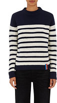Kule Women's Striped Cashmere Sweater